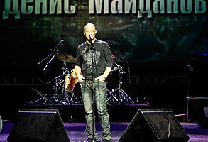 Денис Майданов оставил «Крокус Сити Холл» без охраны