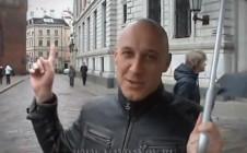 Денис Майданов. Гастроли. Прибалтика. Апрель 2010.