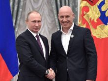 Путин наградил Дениса Майданова званием «Заслуженный знаток РФ»