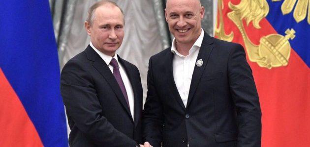 Путин наградил Дениса Майданова званием «Заслуженный артист РФ»